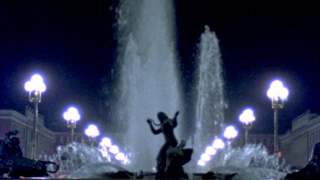 fountain, rack focus - seduction stock videos & royalty-free footage