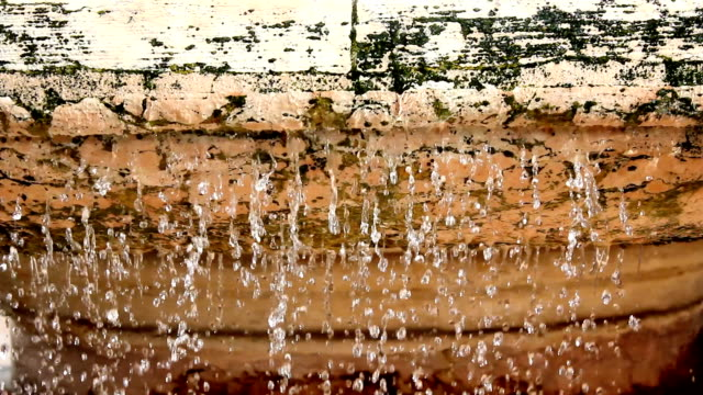 fountain (hd) - flowing water stock videos & royalty-free footage