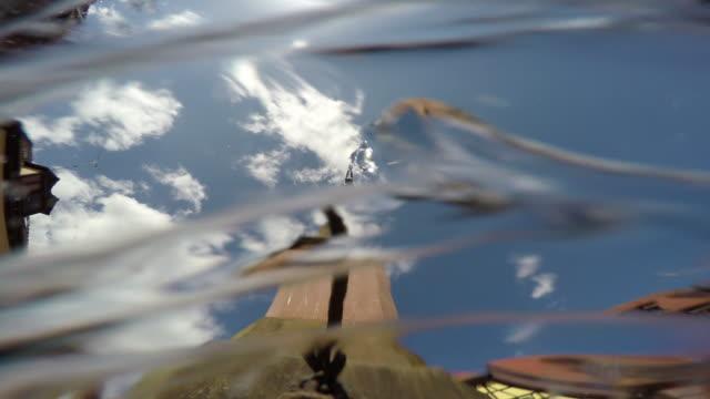 fountain - splashing droplet stock videos & royalty-free footage