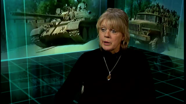 four british men deported from kenya to somalia where they face terrorism charges; louise christian interview sot - human face video stock e b–roll