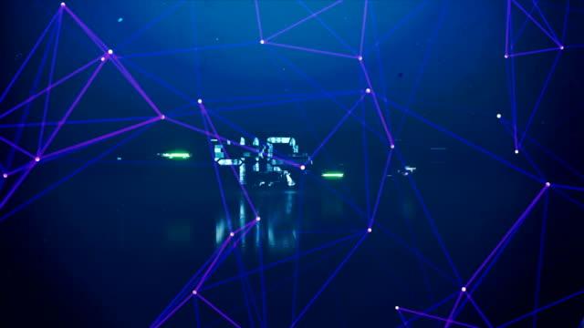 第4次デジタル革命 - 産業革命点の映像素材/bロール