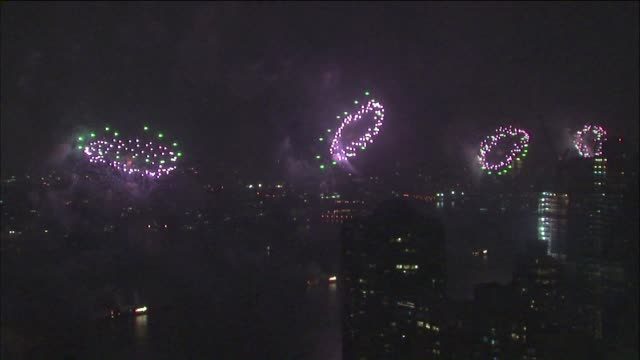 WPIX Fourth of July Firework in New York City