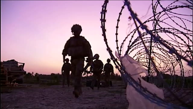fox says possible deportation of commonwealth soldiers breaches military covenant t27071133 afghanistan helmand province nahresaraj district ext... - military base stock videos & royalty-free footage