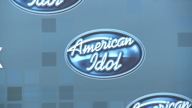 fox's 'american idol 2011' finale results show signage at the fox's 'american idol 2011' finale results show at los angeles ca - results show stock videos & royalty-free footage