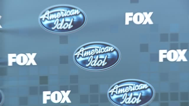 Fox's 'American Idol 2011' Finale Results Show signage at the Fox's 'American Idol 2011' Finale Results Show at Los Angeles CA