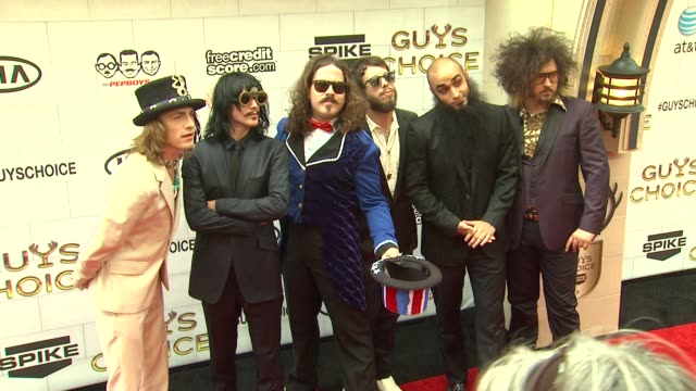 foxy shazam at 2012 guys choice awards at sony pictures studios on june 02 2012 in culver city california - culver city stock videos & royalty-free footage