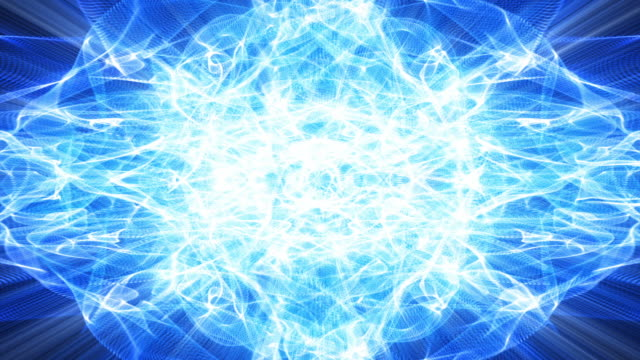 Fractal Light Waveforms Ripple and Shine