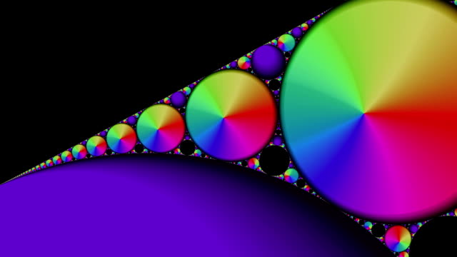 """""""fractal zoom, animation"""" - fractal stock videos & royalty-free footage"""
