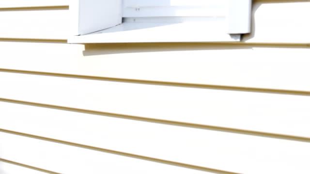 fragment av husvägg - fasad bildbanksvideor och videomaterial från bakom kulisserna