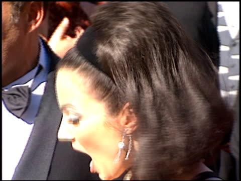 Fran Drescher at the 1996 Emmy arrivals at the Pasadena Civic Auditorium in Pasadena California on September 8 1996
