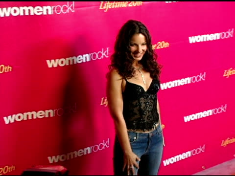fran drescher at the 5th annual women rock concert at the wiltern theater in los angeles california on september 28 2004 - wiltern theater stock videos and b-roll footage