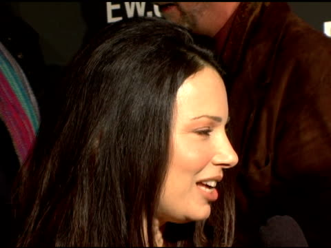 stockvideo's en b-roll-footage met fran drescher at the entertainment weekly's viewing party for 2006 academy awards at elaine's in new york, new york on march 5, 2006. - entertainment weekly