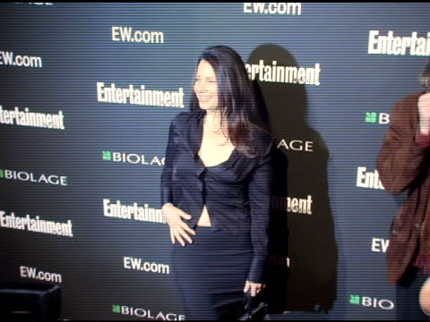 Fran Drescher at the Entertainment Weekly's Viewing Party for 2006 Academy Awards at Elaine's in New York New York on March 5 2006