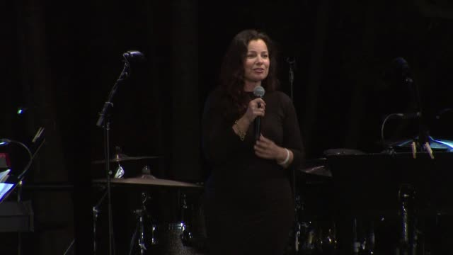 SPEECH Fran Drescher Patrick F Kennedy and Robert Shapiro on the foundation at the The Annual Brent Shapiro Foundation For Alcohol And Drug...