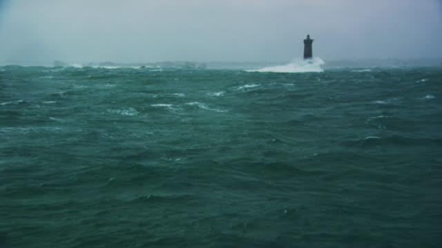 "France, Bretagne: ""Du Four"" Lighthouse"