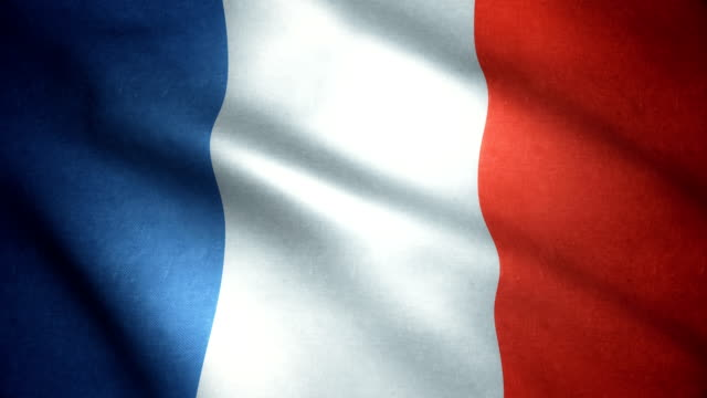 france flag - french flag stock videos & royalty-free footage