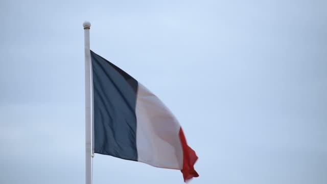 HD : Drapeau France