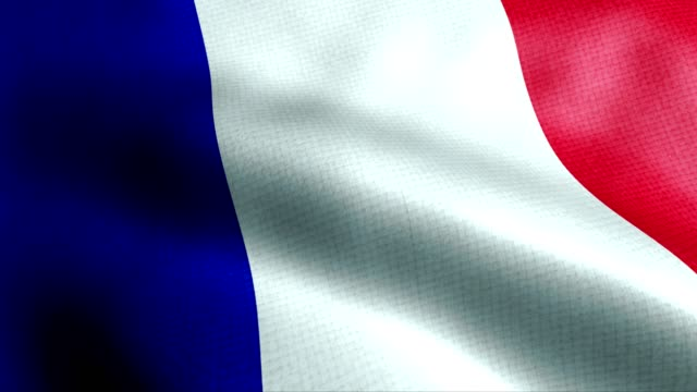 vidéos et rushes de drapeau france - élection