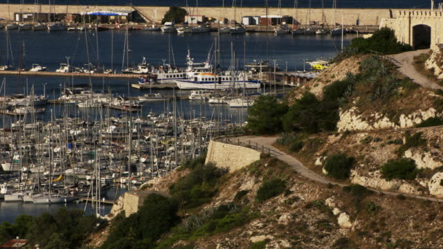 France - Marseille : 'îles du Frioul'
