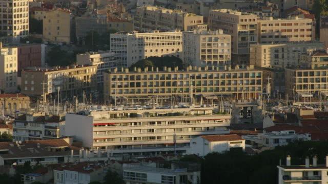 France - Marseille : The 'Vieux port'