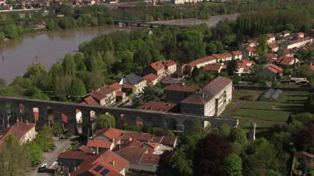 France, Metz Lorraine:  Ancient Roman acqueduct