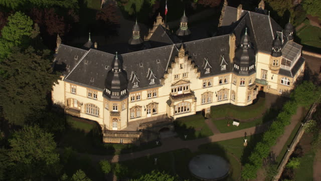 france, metz lorraine: governor palace of metz - metz stock videos & royalty-free footage