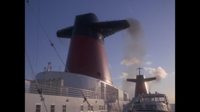 1968 - ss france ocean liner - dancing in the riviera room - nightlife stock videos & royalty-free footage