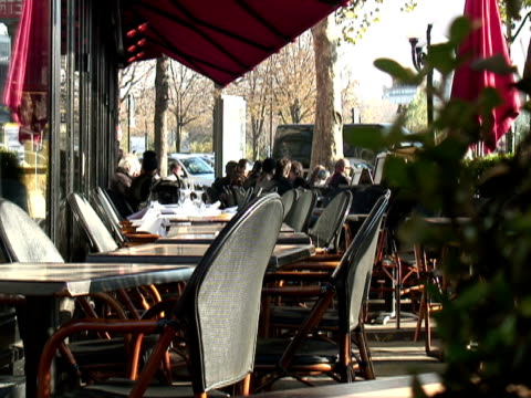 France: Paris Cafe Culture