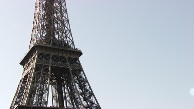 France - Paris : Pont de Iéna and Tour Eiffel