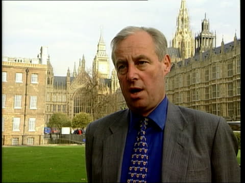 BSE France to put in safety measures London Westminster Tim Yeo MP interviewed SOT I believe that to protect British consumers today the cautionary...