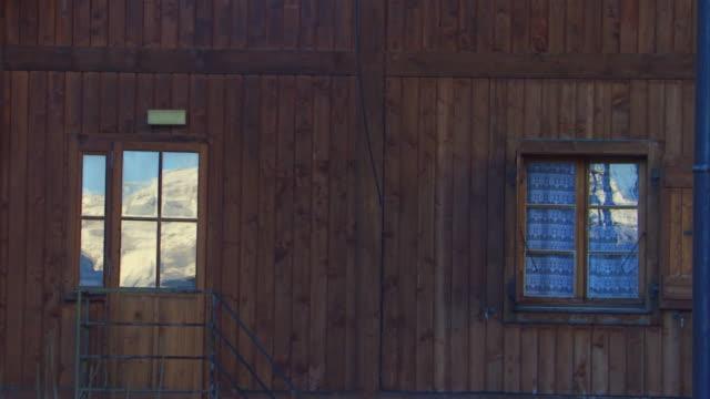 FranceDoor and window on building