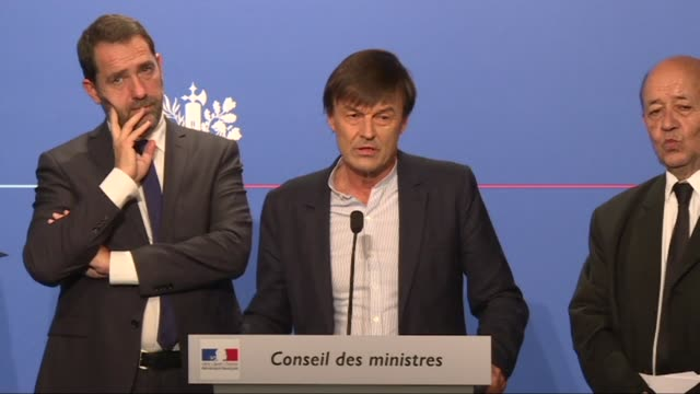 France's Environment Minister Nicolas Hulot on Wednesday said that he wanted a form of climate veto to ensure that measures destined to limit global...