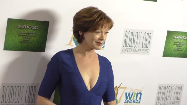 Frances Fisher at the 17th Annual Women's Image Awards at Royce Hall in Westwood at Celebrity Sightings in Los Angeles on February 10 2016 in Los...