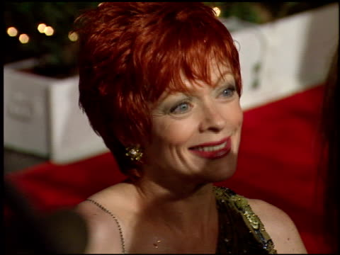 Frances Fisher at the 1998 Academy Awards Titanic Party at New Chasens in Beverly Hills California on March 23 1998