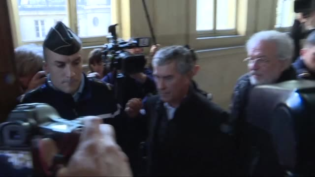 france's former budget minister jerome cahuzac faces a retrial starting monday after he was handed a three year jail sentence for tax fraud in one of... - biggest stock videos & royalty-free footage