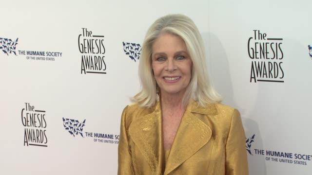 Frances Hayward at the 23rd Genesis Awards at Los Angeles CA