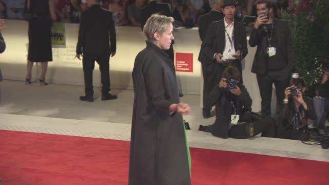 Frances McDormand at 'Three Billboards Outside Ebbing Missouri' Red Carpet 74th Venice International Film Festival at Palazzo del Cinema on September...
