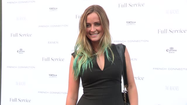 Francesca NewmanYoung at Rankin Full Service on July 17 2013 in London England