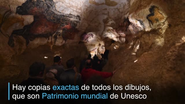 UNS: 12th September 1940 - Lascaux Cave With 17,000-year-old Paleolithic Wall Paintings Discovered