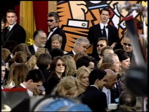 vidéos et rushes de francis ford coppola at the 2004 academy awards arrivals at the kodak theatre in hollywood, california on february 29, 2004. - 76e cérémonie des oscars
