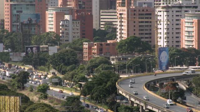 francisco fajardo highway - caracas stock videos & royalty-free footage