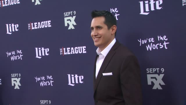 Francisco Rivera at the Premiere of FXX's The League Final Season and You're The Worst 2nd Season at Regency Bruin Theater on September 08 2015 in...