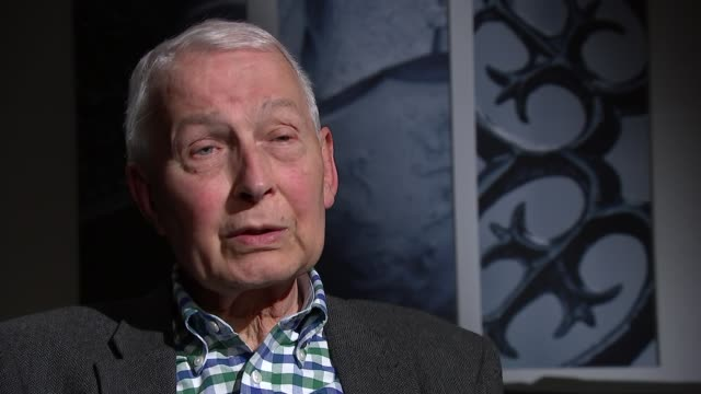 Frank Field interview on resigning Labour whip over antiSemitism row ENGLAND London Millbank Studios INT Frank Field MP interview SOT / Frank Field...