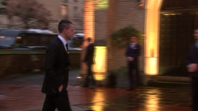 frank lampard marries christine bleakley ****flash london knightsbridge footballer frank lampard arriving at church to marry his fiancee christine... - fiancé stock videos & royalty-free footage