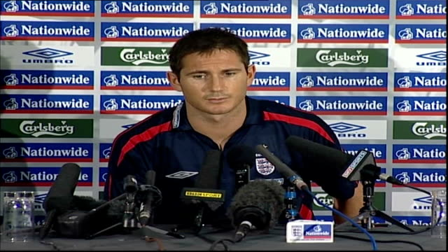 Frank Lampard press conference Think there is optimism always we know good players there if you go behind scenes there isn't big overconfidence we...