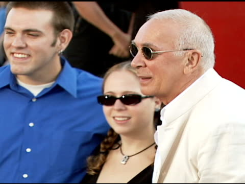frank langella at the 'superman returns' premiere at the mann village theatre in westwood california on june 21 2006 - regency village theater stock videos & royalty-free footage
