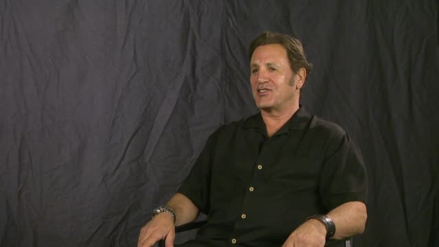 stockvideo's en b-roll-footage met frank stallone on the ups and downs of having a famous brother. interview: frank stallone on the ups and downs of on july 26, 2012 in los angeles,... - interview evenement