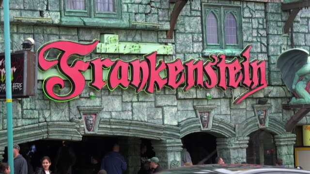 Frankenstein mistery house The tourism town receives more than two million visitors every year It is one of Canada's major tourist attraction and...