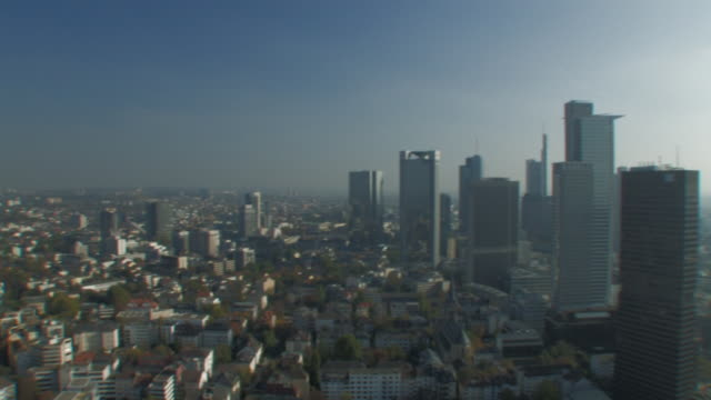 Frankfurt Finanzmetrople