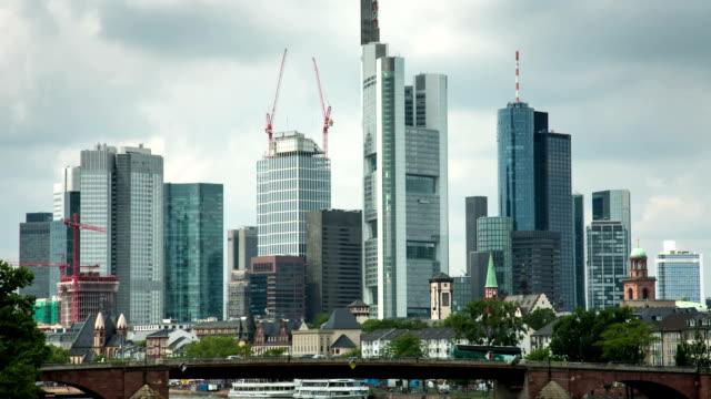 frankfurt - frankfurt stock exchange stock videos and b-roll footage